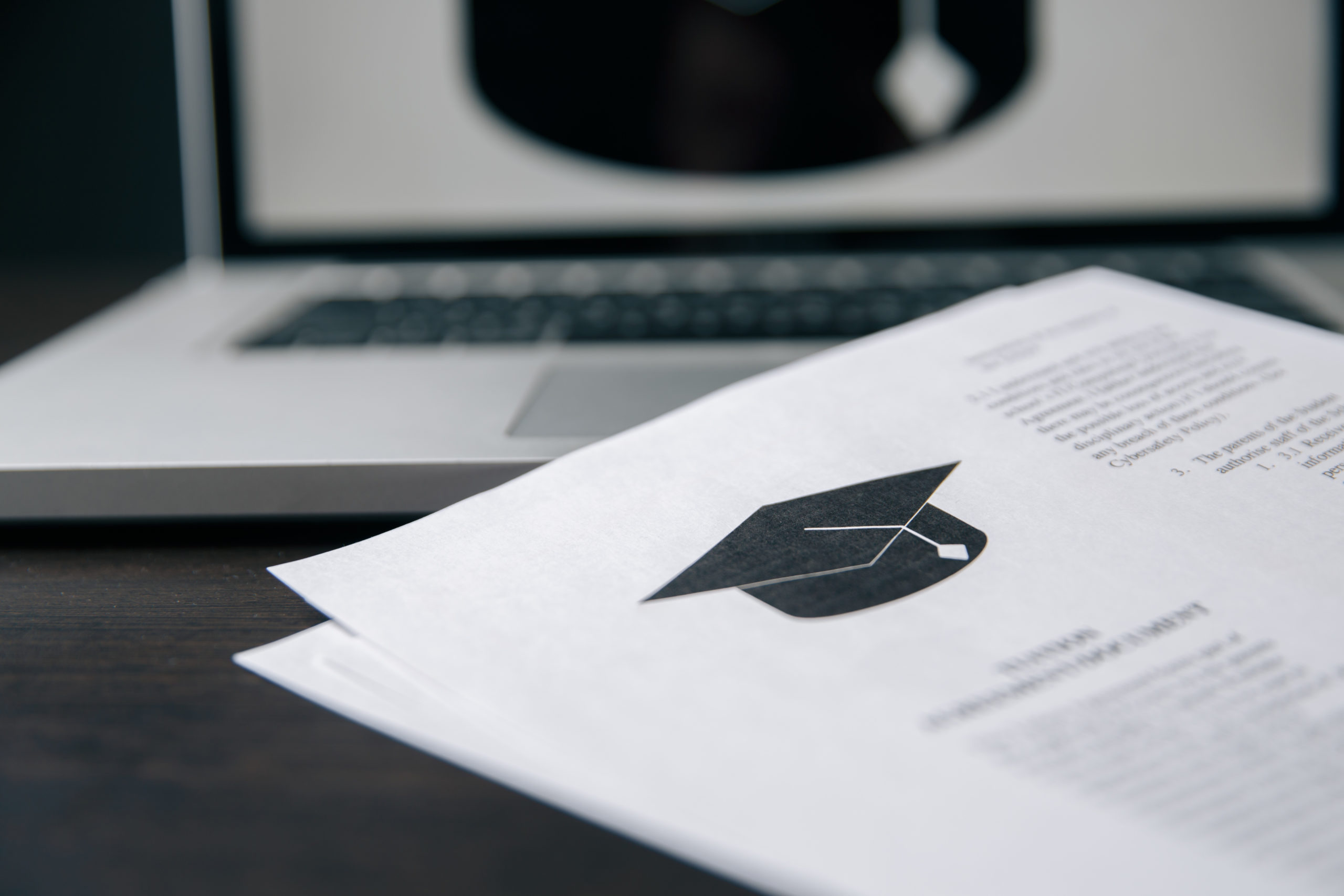University application letter